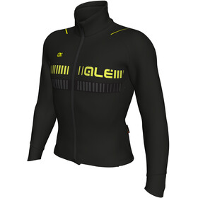 Alé Cycling Clima Protection 2.0 Nordik Jas Heren geel/zwart
